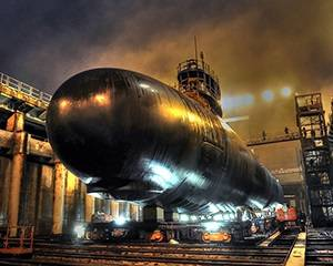 File North Dakota (SSN-784) Photo: General Dynamics Electric Boat