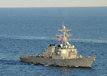 File USS Porter. (U.S. Navy photo by Mass Communication Specialist 2nd Class Nick Scott/Released)
