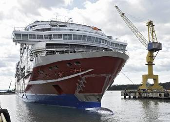 File LNG Powered Viking Grace: Photo courtesy of STX Finland