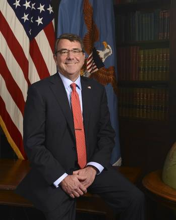 File U.S. Secretary of Defense Ash Carter (Photo: U.S. Department of Defense)