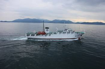 File SCHOTTEL propelled Fishery Patrol Vessel of South Korean Fisheries Management (Photo: SCHOTTEL)