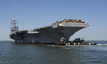 File USS Harry S. Truman: Photo credit USN