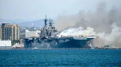 U.S. Navy photo by Lt. John J. Mike/Released