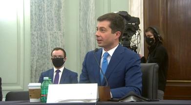 Pete Buttigieg (Photo: U.S. Senate)