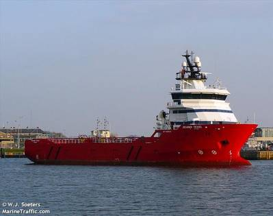 Skandi Texel - Credit.W.J. Soeters/MarineTraffic.com