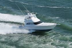 50 foot Viking Sportfishing yacht