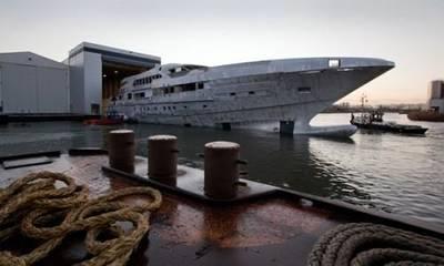 65m Heesen Superyacht: Photo credit Heesen