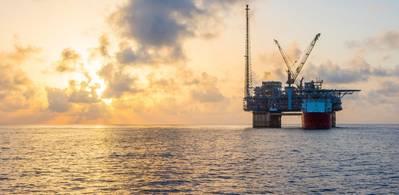 BP's Na Kika platform in the Gulf of Mexico (File photo: BP)