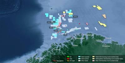 Barents Sea (Image: Statoil)