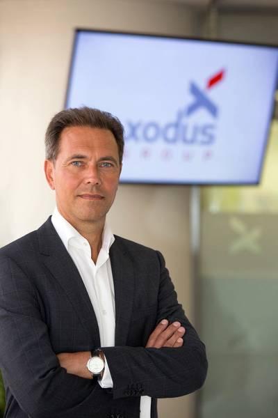 Xodus Group CEO, Wim van der Zande