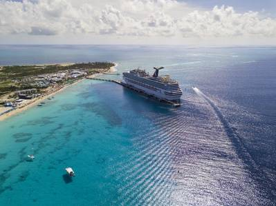 A Carnival cruise ship - Credit: Wollwerth Imagery/AdobeStock
