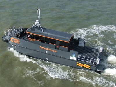 A CTruck Catamaran: Photo credit CTruck