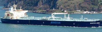 A Master Shipping Ltd Vessel