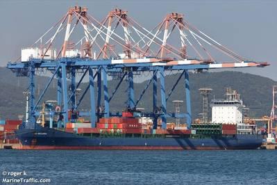 A MPC Container Ship - Credit: roger k/MarineTraffic.com