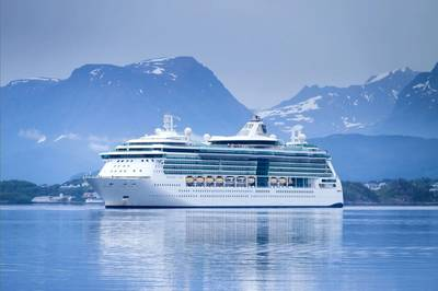 A Royal Caribbean Cruise Ship - Image by Björn Wylezich - AdobeStock