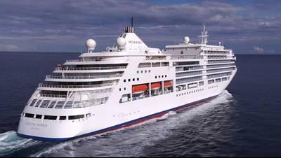 A Silversea Cruises cruise ship -Credit: Fincantieri