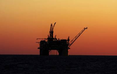 A U.S. Gulf of Mexico platform - Credit: Lukas Z