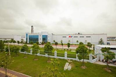 A Wärtsilä China facility: Image courtesy of Wärtsilä