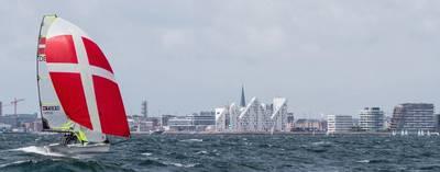 Aarrhus Bay: Photo courtesy of Sport Event Denmark