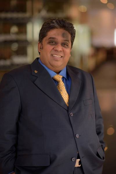 Abdul Hameed Hajah (Photo courtesy: ISSA)