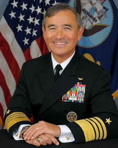Adm. Harry B. Harris Jr., Commander, U.S. Pacific Command (Photo: U.S. Department of Defense)