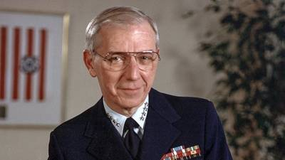 Admiral James Steele Gracey (Photo: U.S. Coast Guard)