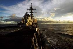 Aegis Combat System: Photo credit Lockheed Martin