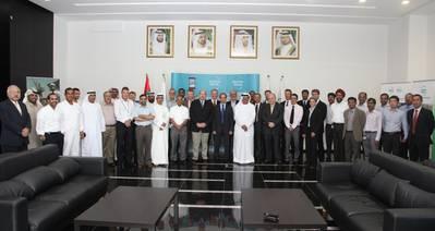 Agents Meeting: Photo credit Drydocks World