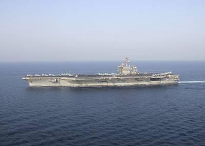 Aircraft carrier USS Theodore Roosevelt (CVN 71) (Photo: Clayton Kimbrough / U.S. Navy)