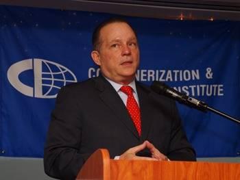 Alberto Alemán Zubieta: Photo credit CII