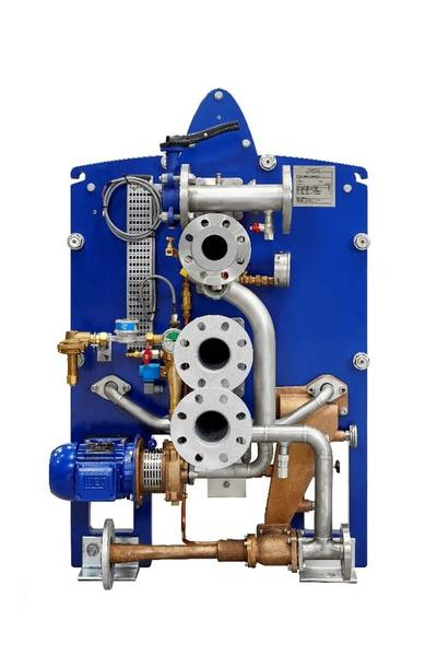 Alfa Laval AQUA Blue S-type (Photo: Alfa Laval)