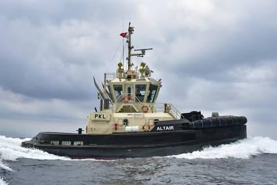 Altair (Photo: Sanmar Shipyards)