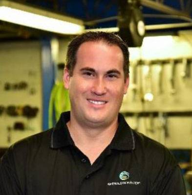AME's new hydraulics division will be led by Jeremy Short. Photo: AME