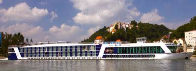 An AmaWaterways Cruise Ship: Photo courtesy of AmaWaterways