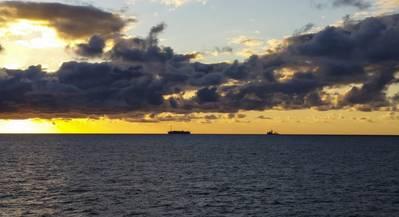 An FPSO offshore Brazil; Credit: Ranimiro/AdobeStock