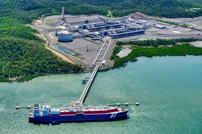 An LNG plant in Australia - Credit: 4680.photos/AdobeStock