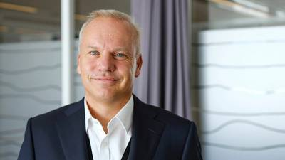 Anders Opedal, next CEO of Equinor. (Photo: Ole Jørgen Bratland)