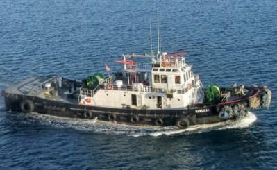 Mangilao (Photo: Cabras Marine Corporation / NTSB)
