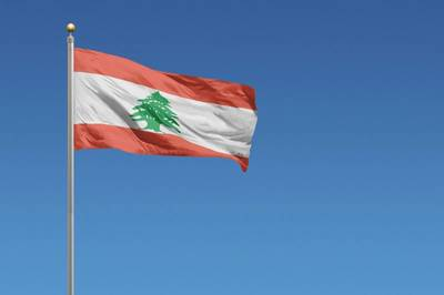 Lebanon flag - Credit: Derek Brumby/AdobeStock