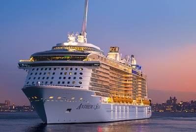 Anthem of the Seas (Photo: Royal Caribbean International)