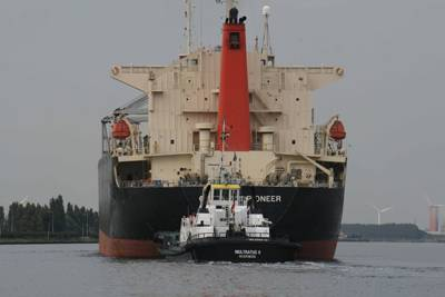 Antwerp Towage NV, a 50/50 joint venture between Fairplay and Multraship will deploy Multratug 5, as well as Fairplay 22,  Fairplay 17, and Multratug 10, providing a four-vessel fleet.