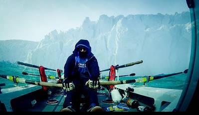 Arctic Row Team Member: Photo credit Arctic Row