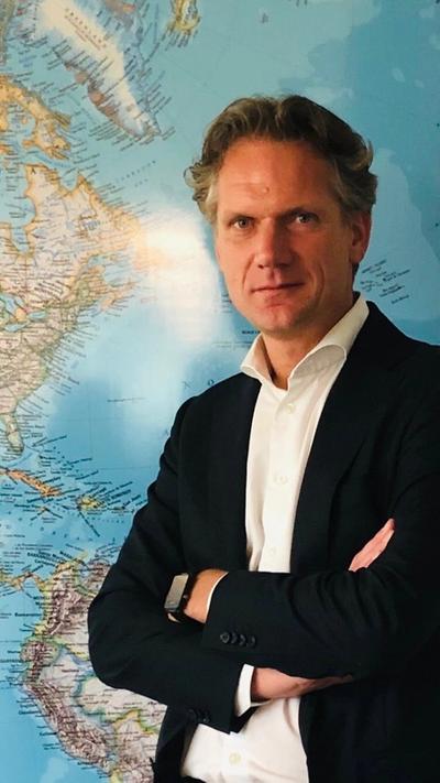 Arjen Van Dijk  (Photo: Svitzer)