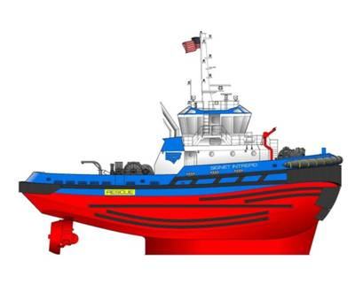 Artist's Impression courtesy of Signet Maritime
