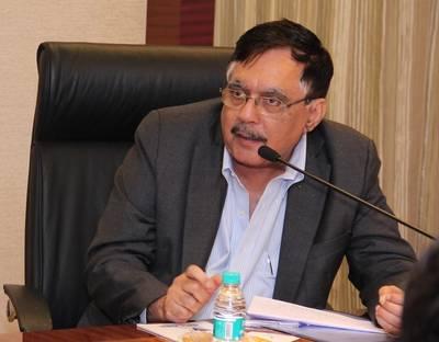 Arun Sharma, Chairman of ISSPL