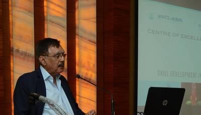 Arun Sharma Executive Chairman, IRClass. Photo: Indian Register of Shipping (IRClass)