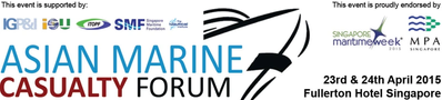 Asian Marine Casualty Forum logo