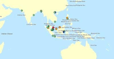 Asian report: ReCAAP website.