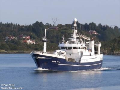 TRYGVASON. Photo courtesy: MarineTraffic photo by Paul Misje.