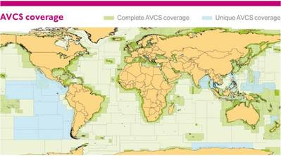 AVCS Coverage Chart: Image credit Admiralty